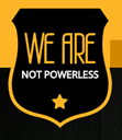 we are not powerless